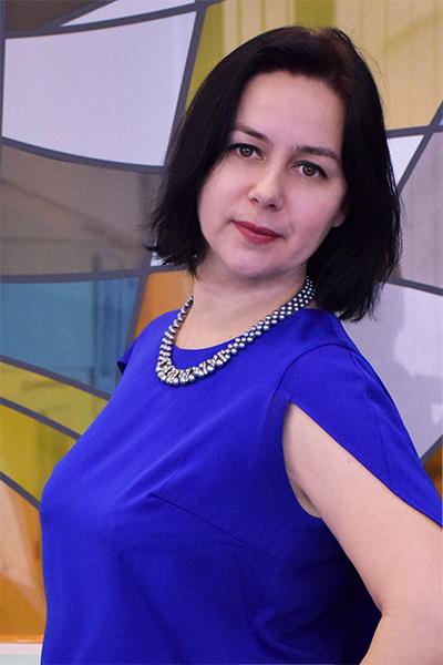 Лебеднева Виктория Валерьевна