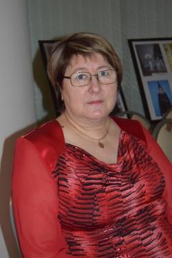 Попова Лидия Петровна
