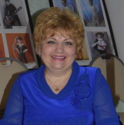 Семёнова Ирина Анатольевна
